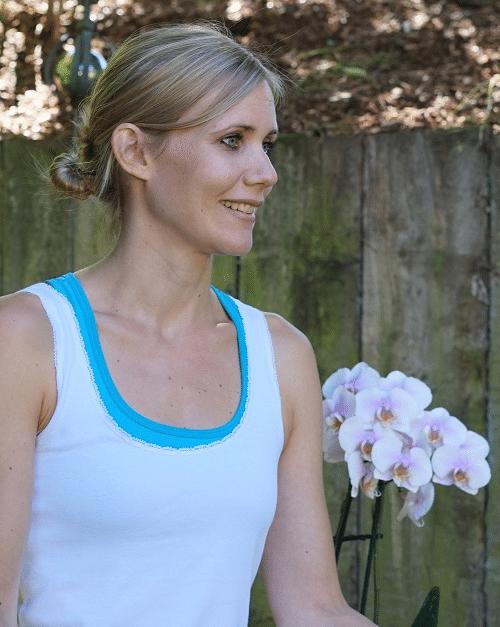 Ilke Krumholz-Wagner Yoga Personal Trainer aus Frankfurt Profile